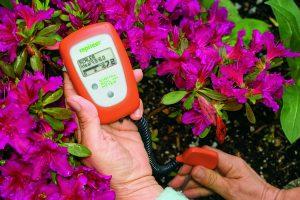 Dirvos pH augalams