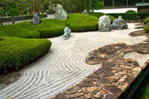 Japoniškas akmenų sodas (zen)