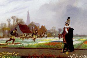 Tulpių istorija