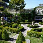 Tipinis Prancūziško stiliaus sodas