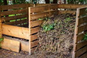 Ką galima kompostuoti?